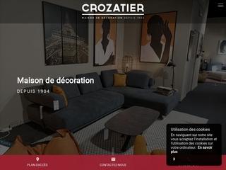 Mobilier haut de gamme et décoration intérieur