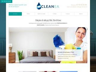 Nettoyage d'appartements à Paris: Cleanea