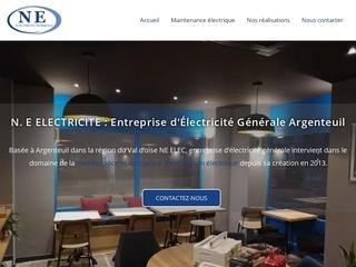 Professionnel Rénovation électrique en argenteuil