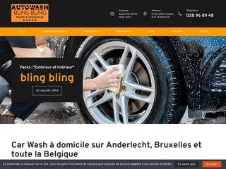 Spécialisé en lavage et nettoyage auto