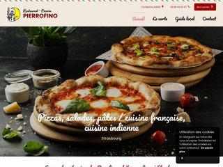 Pierrofino : emportez vos pizzas chez vous