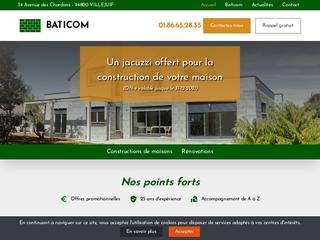 Confiez vos travaux de rénovation énergétique à BATICOM