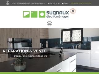 Société Sugnaux Electroménager en Suisse