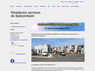 Vill'Age Seniors Services de Baltzenheim