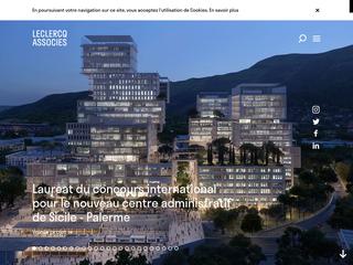 Agence d'architecture à Paris