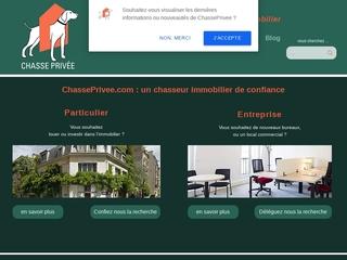 Chasse Privée : un chasseur immobilier de confiance