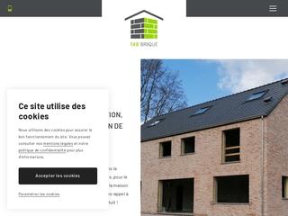 Construction des bâtiments privés dans le Brabant Wallon