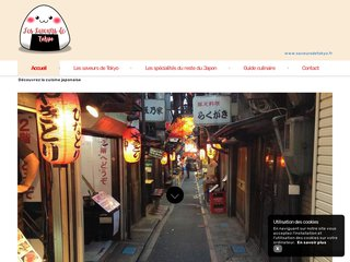 Les saveurs de Tokyo : voyagez au Japon en restant en France