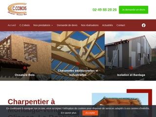 C. COBOIS, votre entreprise de construction en bois