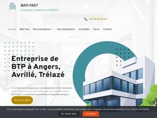 Bati Fast,votre expert de rénovation à Avrillé