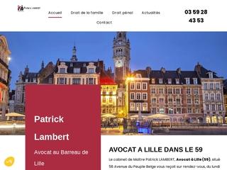 Avocat en droit pénal à Lille