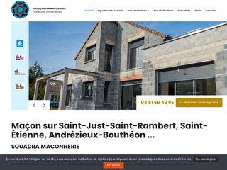 Squadra Maçonnerie, votre maçonnerie à Saint-Etienne
