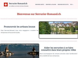 Serrurier Romand - Les meilleurs serruriers à Genève et Lausanne