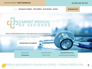 Médecin généraliste intervenant à Ganshoren