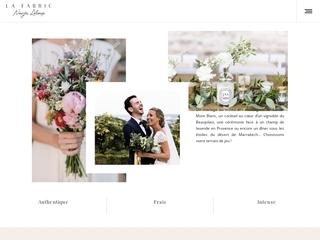 Agence La Fabric - Wedding Planner à Lyon