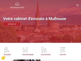 Votre avocat en droit de la famille à Mulhouse