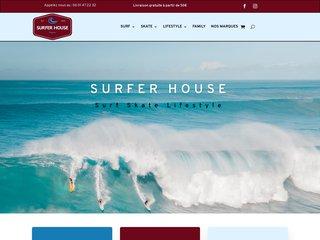 Surfer-House