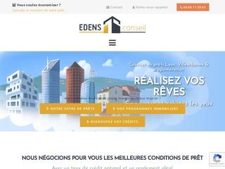 Edens Conseil : des courtiers en prêts