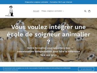 École de soigneur animalier
