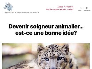 Soigneur animalier animateur