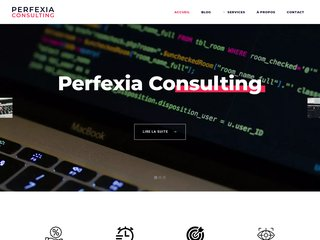 Perfexia Consulting : Agence webmarketing Nantes
