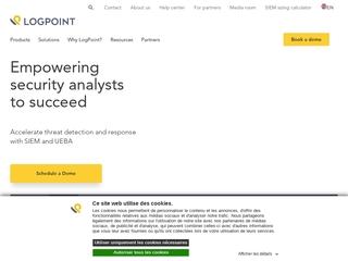 LogPoint : solution au service de la cybersécurité