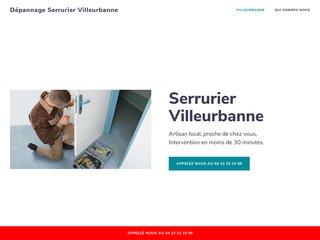 DSV Serrurier Villeurbanne