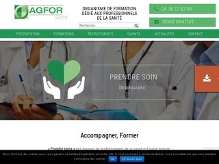 Organisme de formation des professionnels de santé