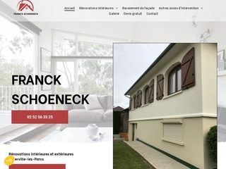 Entreprise de rénovation, FRANCK SCHOENECK