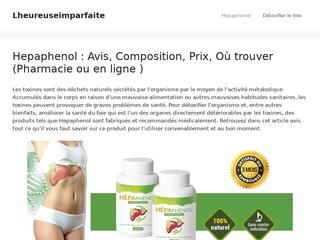 Avis Hepaphenol
