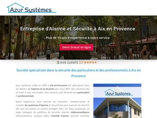 Azur Systèmes Aix en Provence