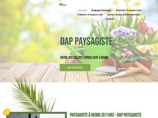 Entreprise de paysagiste à Reims
