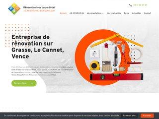Entreprise de rénovation à Le Bar-sur-Loup, près de Vence