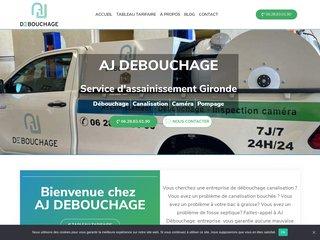 Débouchage Gironde