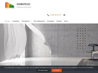 Isobatelec, votre artisan de rénovation à Epinay-sous-Sénart