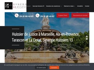L'étude d'huissier installée à Marseille et Aix-en-Provence