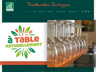 A Table Naturellement - Restaurant végétarien, bio et vegan