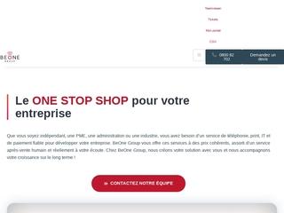 Télécommunication et IT pour les entreprises belges