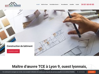 Votre maître d'oeuvre à Lyon