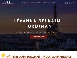 Cabinet d'avocat à Paris 1