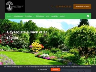 Travaux d'aménagement paysager en Normandie