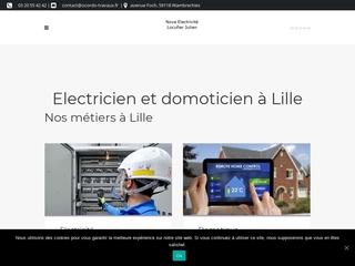 Electricien et domoticien à Lille