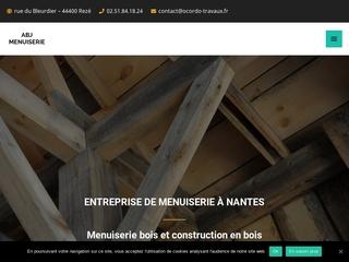 Entreprise de menuiserie a Nantes