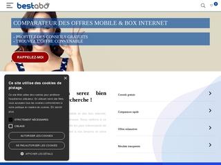 Bestabo : comparateur des opérateurs mobile