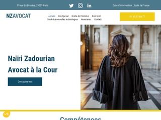Avocat en droit civil à Paris