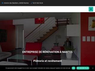 Entreprise de Rénovation à Nantes
