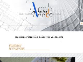 Conception de maquettes d'architecture en île de France