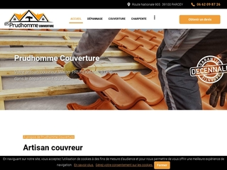 Prudhomme Couverture