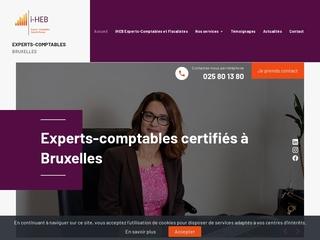 Votre cabinet d'expertise comptable à Bruxelles
