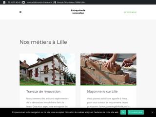 Entreprise de bâtiment a Lille